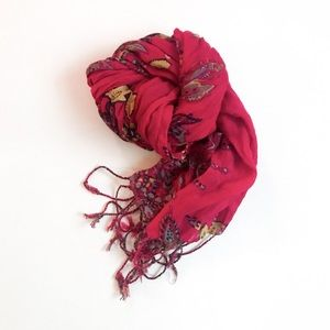 Accessories - Chilean Scarf/Shawl